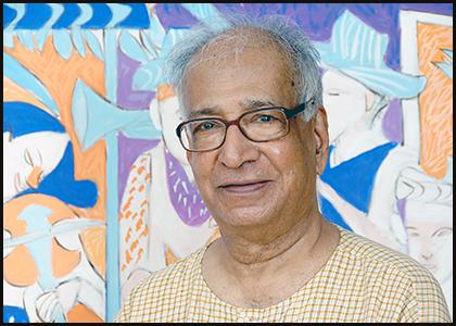 K G Subramanyan (1924 - 2016)